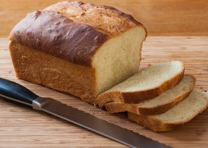 Basic White Bread Recipe
