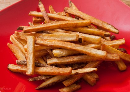 Best Crispy French Fries Recipe
