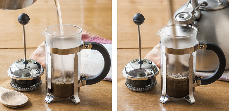 pour-third-water-in-french-press-5