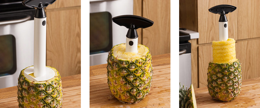 how-to-cut-pineapple-steps